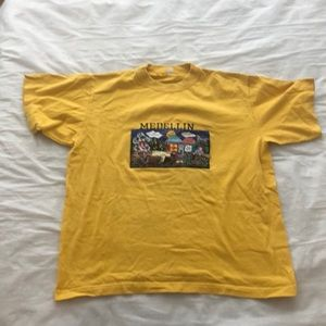 ❣️LAST CHANCE ❣️ Medellin Colombia Yellow T-Shirt